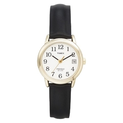 Timex - Easy Reader Leather Strap Watch