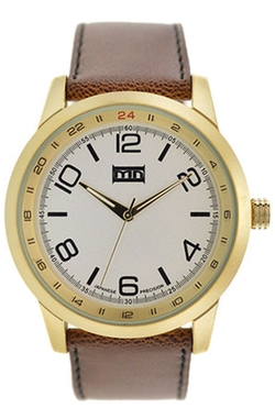 MN Watches - Thomas Gold Tone Watch