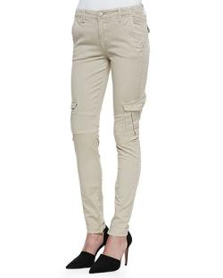 Vince -  Slim-Fit Cargo Pants