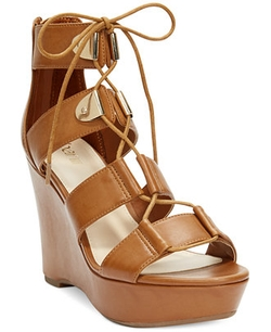 Bar III  - Sahara Ghille Platform Wedge Sandals