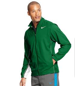 Nike Jacket  - Team Track Jacket