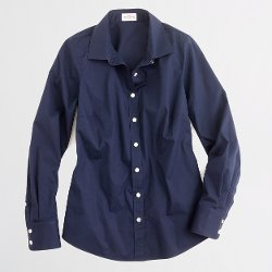 J.Crew Factory - Factory Stretch Classic Button-Down Shirt