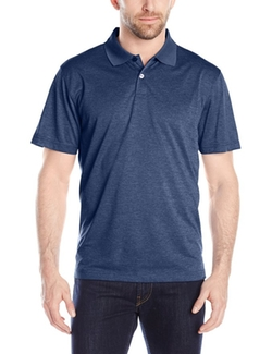 Haggar - Marled Polo Shirt