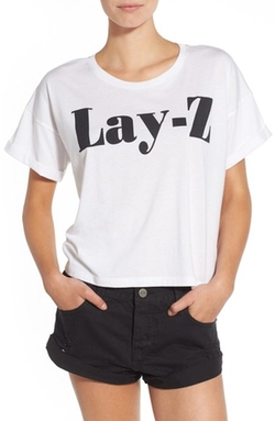 Ten Sixty Sherman - Lay-Z Graphic T-Shirt