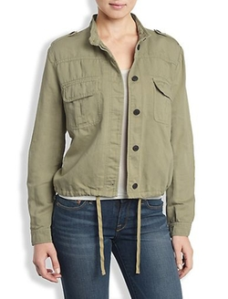 Lucky Brand - Short Military Jacket