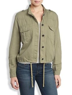 Lucky Brand - Short Military Jacket