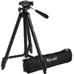 "Ravelli  - APLT2 50"" Light Weight Aluminum Tripod with Bag"