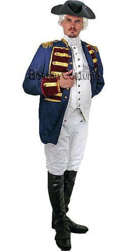 Boston Costume - Colonial Man Costume