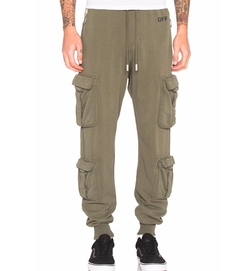 Off-White - Washed Cargo Pants