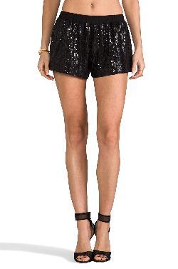 Ella Moss - Claudia Sequin Shorts