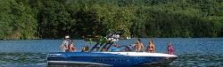 Malibu  - Wakesetter 247 LSV Powerboat