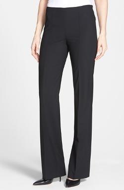 Hugo Boss  - Tilana Stretch Wool Suiting Trousers
