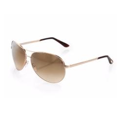 Tom Ford Eyewear - Charles Aviator Sunglasses