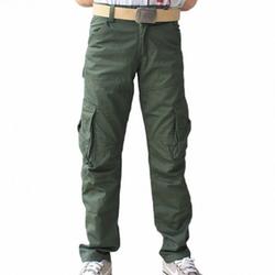 Luostdo9090 - Utility Cargo Pants