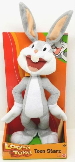 Mattel - Looney Tunes Bugs Bunny Plush