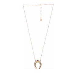 Lanvin - Pendant Horseshoe Necklace