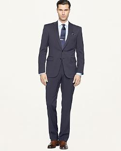 Ralph Lauren Black Label - Anthony Solid Suit