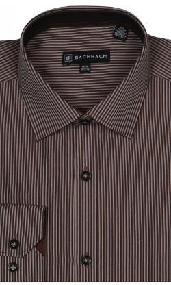 Bachrach - Anderson Stripe Button Cuff Men