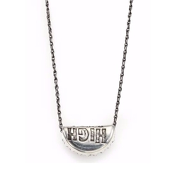 Cast of Vices  - Miller High Life Sterling Silver Pendant Necklace