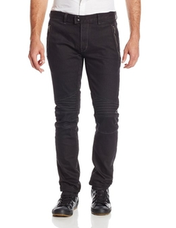 John Varvatos - Slim Fit With Quarter Top Pocket Jeans