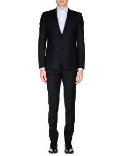 Brian Dales - Cool Wool Lapel Collar Suit