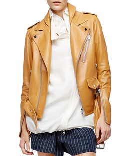 3.1 Phillip Lim - Leather Biker Jacket