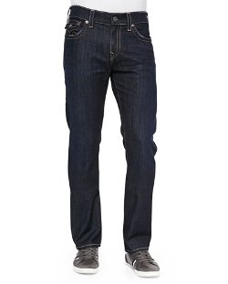 True Religion	  - Ricky Wanted Man Jeans