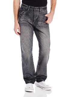 Southpole - Washed Denim Slim Straight Fit Jean