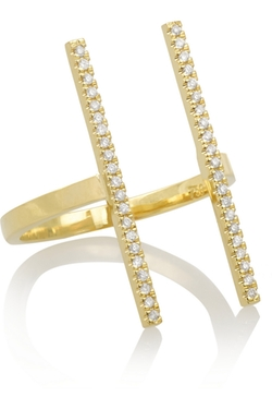 Ileana Makri - Double Bar Ring