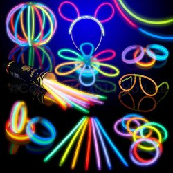 HotLite - Glowsticks Party Favor Pack