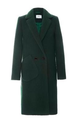 Carven  - Wool Coat