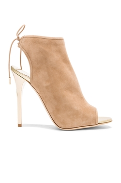 Jimmy Choo  - Flume Suede Ankle Booties