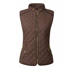 A.S People - Lightweight Quilted Zip Vest