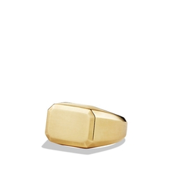 David Yurman - Heirloom Signet Ring