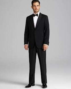 Armani Collezioni  - Giorgio Notch Lapel Tuxedo Suit
