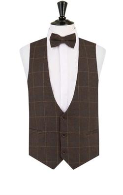 Alexander Dobell - Slim Fit Vest