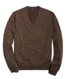 Saxxon - Wool V-Neck Sweater