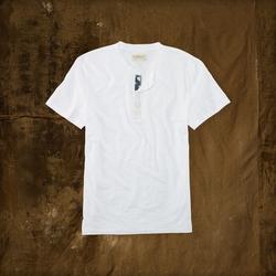 Ralph Lauren - Flag-Placket Henley Shirt