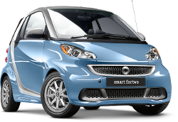 Smart - Passion Coupe