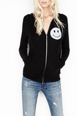 Lauren Moshi - Love Happyface Hoodie