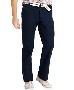Izod Saltwater - Straight-Fit Chino Pants