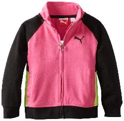 PUMA  - Girls Colorblock Track Jacket