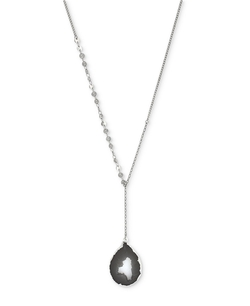 BCBGeneration - Agate Y Necklace