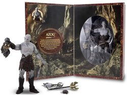 Hobbit Comic-Con Exclusive  - The Azog w/ Changeable Arm Action Figure