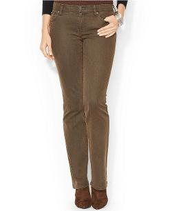 Lauren Jeans Co - Super Stretch Bootcut Jeans