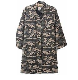 Fengbay - Camouflage Coat