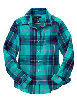 Factory  - Plaid Shirt