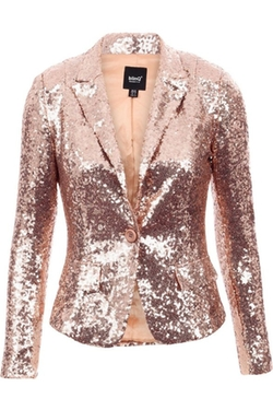Momo Fashions - Sequin Evening Blazer