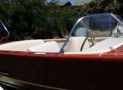 Tollycraft - 1963 Classic Woody Speedboat