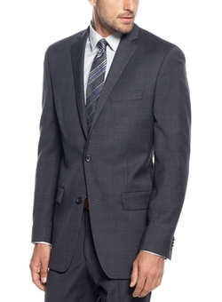 Alfani - Windowpane Sportcoat